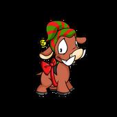 Moehog Christmas