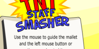 TNT Staff Smasher
