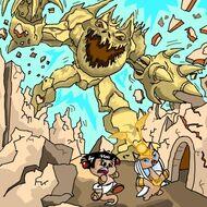 Rock Beast neodeck