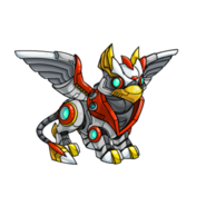 Eyrie robot