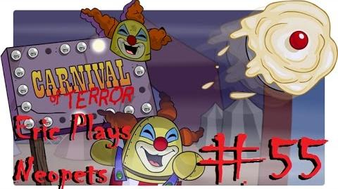 Let's Play Neopets 55 Carnival of Terror