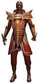 General Morgahn Kournan armor