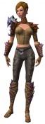 Ranger Drakescale armor f