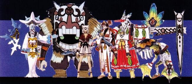 Izuna-Tribe
