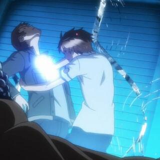 Shu removes Yahiro's Void again