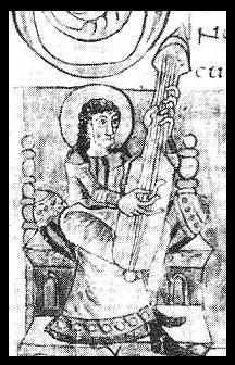 File:Guitar-like plucked instrument, Carolingian Psalter, 9th century manuscript.jpg