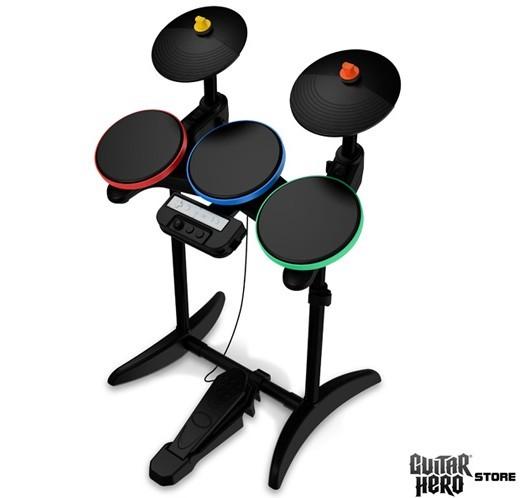 Guitar hero official drum kit controller 5 1