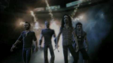 Guitar Hero Metallica Reveal Trailer