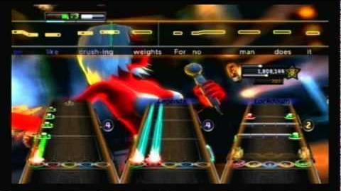 Guitar Hero Warriors of Rock - Savior - Full Band Expert