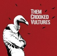 Them Crooked Vultures cover