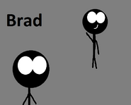 Brad in Gumball Final Fantasy