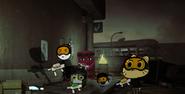 The Joy Rebels Scene