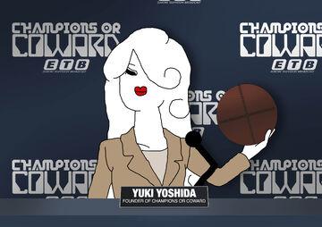 Yuki at Champions or Coward Press, TBA