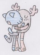 Penny and gumball