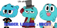 Gumball:Bigger,Longer & Uncut