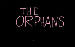 The Orphans Title Card