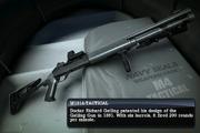 M4 Tactical Screen
