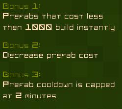 Arch Bonus