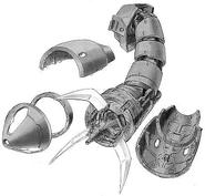 Zgok - Arm Unit