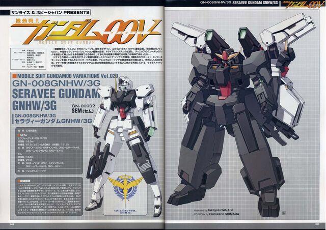 File:00V GN-008GNHW3G Seravee Gundam + SEM.jpg