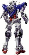 GN-001 - Gundam Exia - Back View