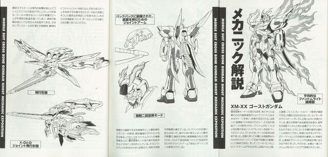 File:Ghost Gundam Lineart.jpg