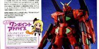 "GPB-X80D Beginning D Gundam ""Rakta Paksha"""