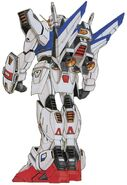 RX-99 Neo Gundam Rear