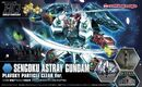 HG Sengoku Astray Gundam Plavsky Particle Clear