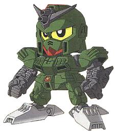Frame Gundam Mode