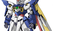 XXXG-01Wfr/A Gundam Fenice Rinascita Alba