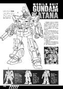 MS FILE 08 - FA-78NT-1 Full Armor Gundam ALEX