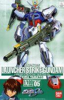 1-100 Launcher Strike Gundam