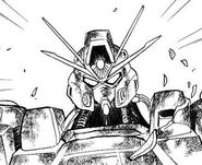 Gump - ZZ Gundam Head