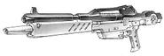 Nu Gundam - Beam Rifle
