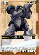 Juracg standard Gundam War