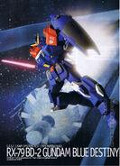 Model Kit Blue Destiny Unit 2
