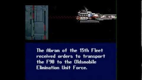 Lets play gundam f91 Formula Wars! Act 1 Part 1