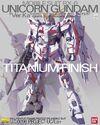 MG Unicorn Gundam Ver. Ka Titanium Finish