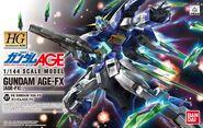 High Grade Gundam AGE-FX