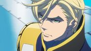 McGillis talking to Gaelio
