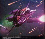 GN-003/af-G02 Gundam Kyrios Gust