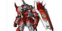 ZGMF-1001 Elijah's ZAKU Phantom