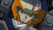 Moebius Pilot 2 (Peacemaker Force)