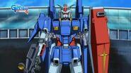 Forever Gundam appears