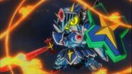 Knight Gundam Full Armor (GBF Cameo)