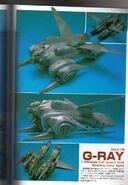 RAX778 G-Ray