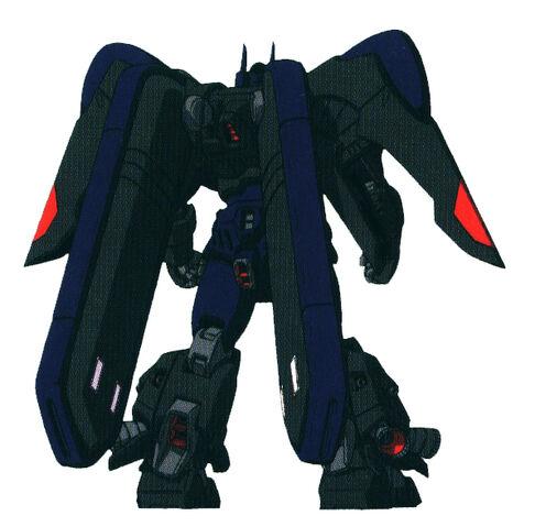 File:ZGMF-1017 GINN Gai Murakumo Custom's Rear View.jpg