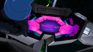 Raphael's Trans-Am Screen
