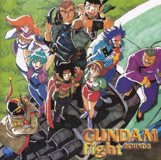 Future century list of characters the gundam wiki for Domon television